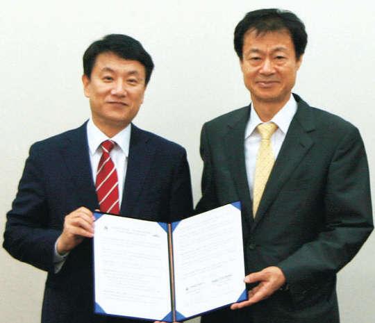 산기협-융기원 `인력양성·기술협력` 업무협약